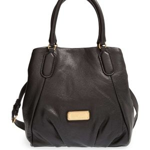 Marc Jacobs New Q - Fran Shopper in Black